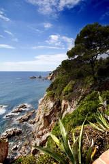 landscapes of the Costa Brava