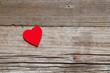 """Rotes herz """"Symbol der Liebe"""""""