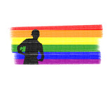 Gay Youth Rainbow Flag