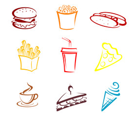Fast food and snacks