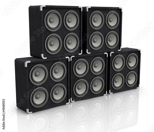 concert audio speaker
