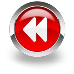 red rewind icon