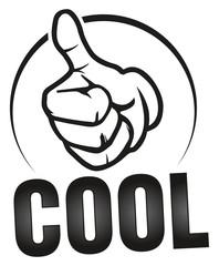 cool ok daumen hoch