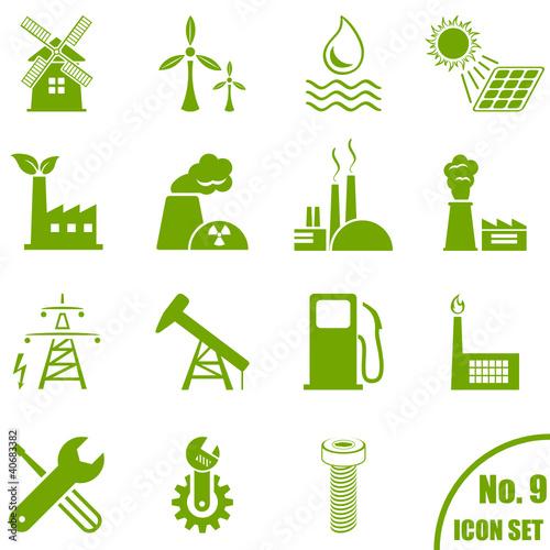Industrie, Gewerbe, Technologie