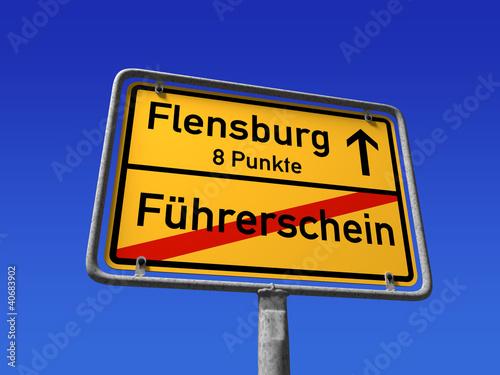 Führerschein weg bei 8 Punken ( Reform 2013) - 40683902