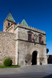 Puerta de Bisagra, Toledo, Castilla la Mancha, España
