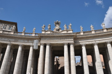 Rome, Saint Peter's Square