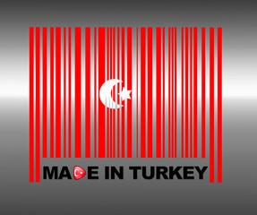 Made in Turkey.
