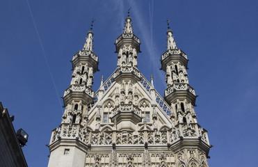 Leuven City Hall, Belgium
