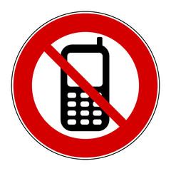 Divieto uso telefoni cellulari