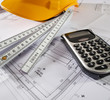 professional tools of building contractor