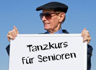 Tanzkurs für Senioren