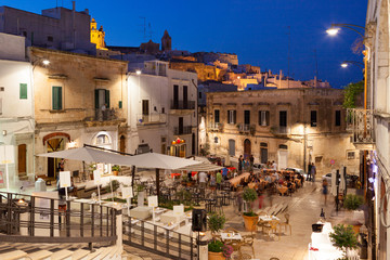 Ostuni, Puglia, Italia