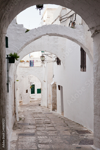 Ostuni, Puglia, Italia - 40695121