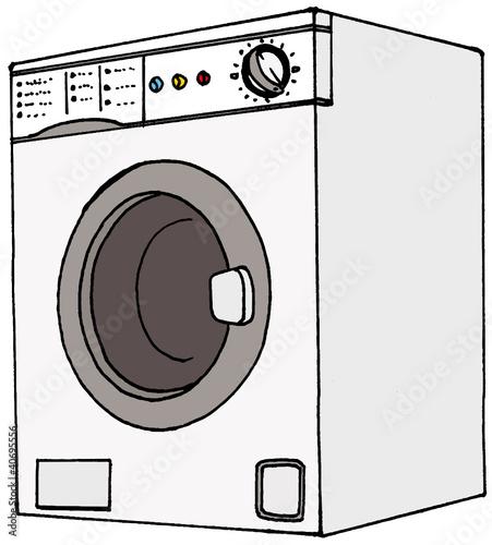 machine laver fichier vectoriel libre de droits sur la banque d 39 images image. Black Bedroom Furniture Sets. Home Design Ideas
