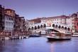 Rialto Bridge at night, Venice - Italy