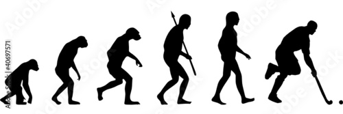 Feldhockey Evolution
