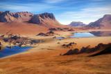 Fototapete Algeria - Durlach - Sandwüste