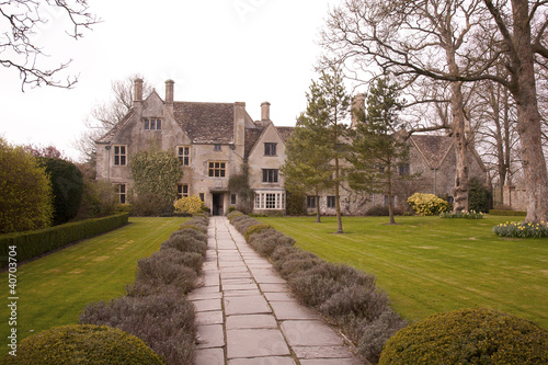 English Tudor House - Avebury Manor