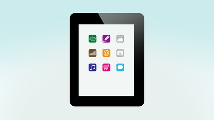Apps on Mobile Devices, Computers and TV