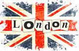 drapeau anglais london - 40705131