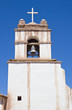 Bell Tower of an Old Church in San Pedro de Atacama