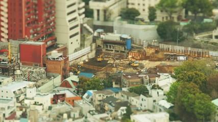 Miniature construction field