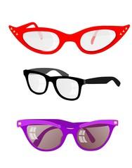 Retro Eye glasses or sunglasses ready to wear