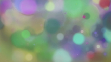 Colorful Background Particle Loop