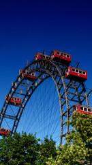 Wien panoramic wheel