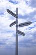 Crossroads in life or career