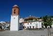 Town square, Jimena de la Frontera, Spain © Arena Photo UK