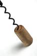 Cork of a bottle of wine