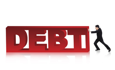 Overcome business debt