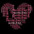 Ich liebe Koblenz | I love Koblenz