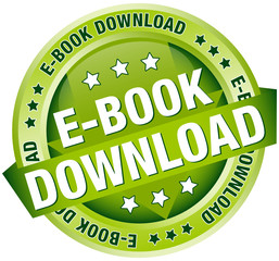 "Button Banner ""E-Book Download"" Green"