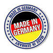 Sticker - Made In Germany (IV)