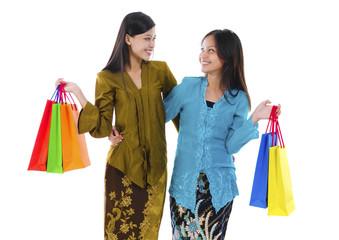 Asian shopping paradise