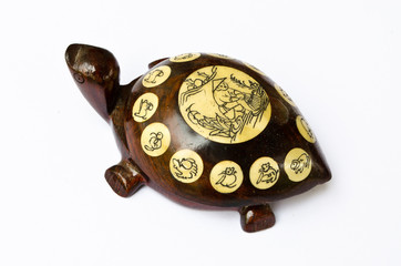 Chinese Wooden Turtle