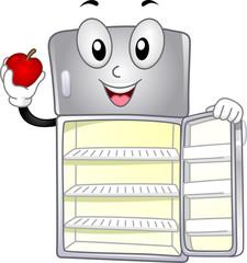 Refrigerator Mascot
