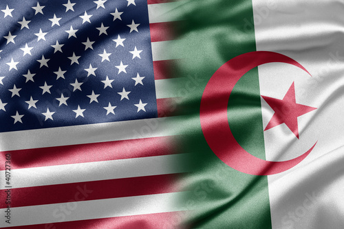 USA and Algeria