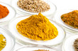 Indian spice mixtures