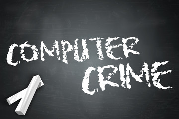 "Blackboard ""Computer Crime"""