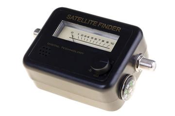 Satellite finder signal