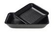 Black Styrofoam Trays