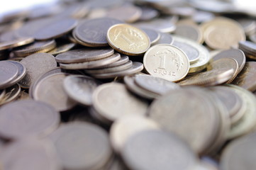 PlnN zbieranie drobnych pieniążków