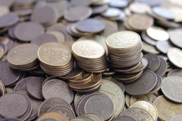 PLN drobne pieniążki