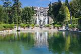 Fototapety Villa d'Este, Roma