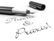 Theorie und Praxis  - Stift Konzept