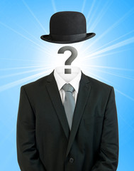 mystery invisible man